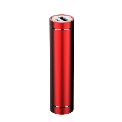 Aluminium Promotional Portable Charger for iPhone