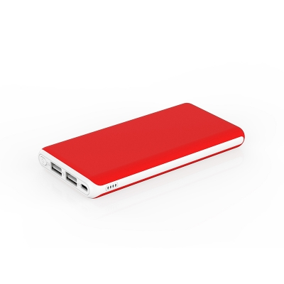 High Capacity Dual USB Portable Charger