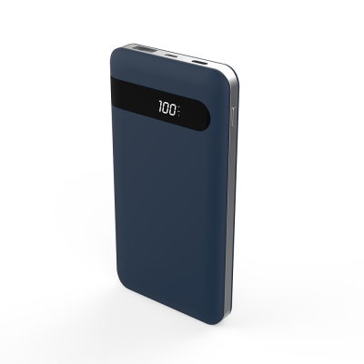 VST-PB020 10000mAh Type C PD18W LCD Portable Charger with QC3.0