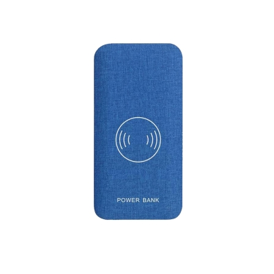 8,000mAh Qi Wireless Power Bank